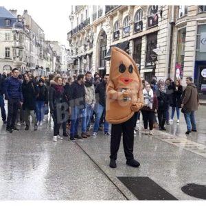 Notre Empanadas fait le buzz à Dijon !